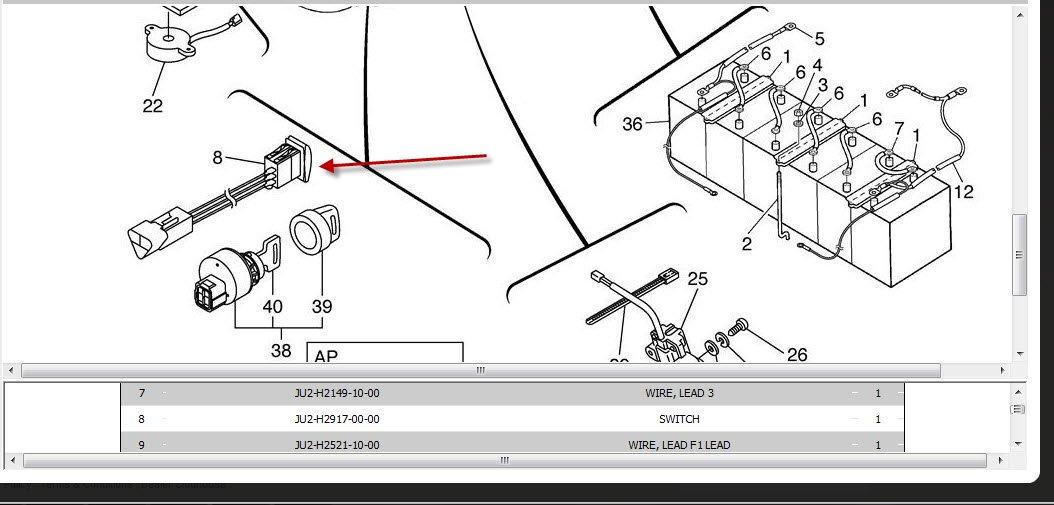 Miraculous Yamaha Electric Golf Cart Lighting Wiring Diagram Wiring Diagram Wiring Cloud Vieworaidewilluminateatxorg