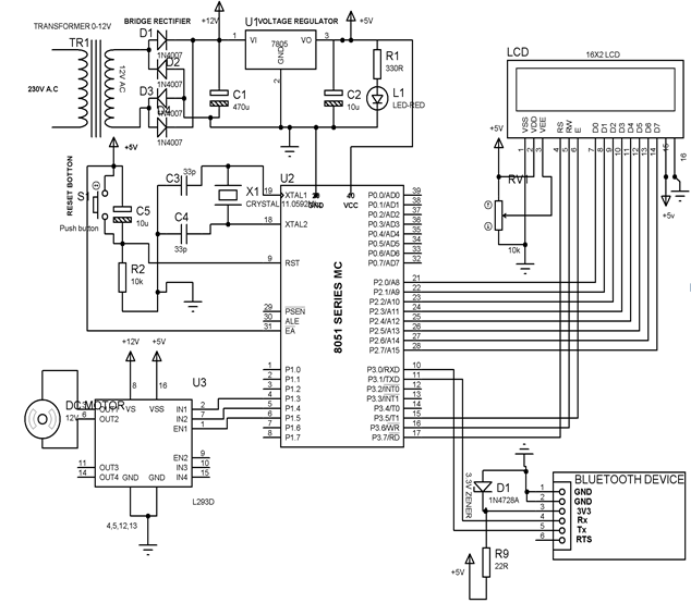 Miraculous Remote Controlled Dc Drive Project With Circuit Diagram Basic Wiring Cloud Counpengheilarigresichrocarnosporgarnagrebsunhorelemohammedshrineorg