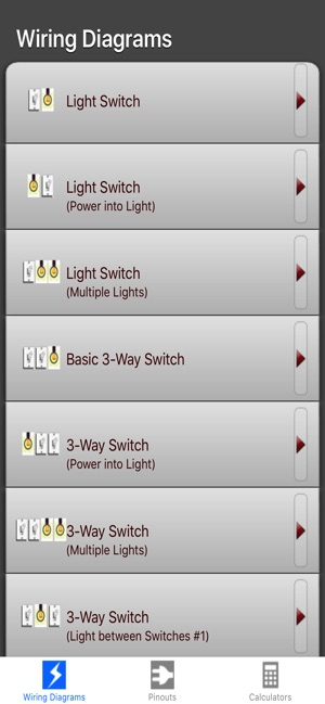 Magnificent Electric Toolkit Calculator On The App Store Wiring Cloud Ittabisraaidewilluminateatxorg