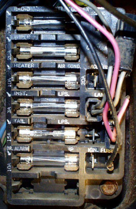 Tremendous 64 Chevelle Fuse Box Wiring Diagram Wiring Cloud Ymoonsalvmohammedshrineorg