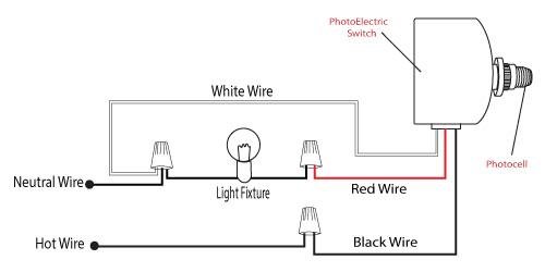 street light wiring diagram street lighting photocell wiring diagram wiring diagram data  street lighting photocell wiring