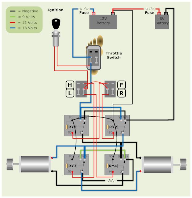 motiontrendz 12v wiring diagram 79 ford courier ignition