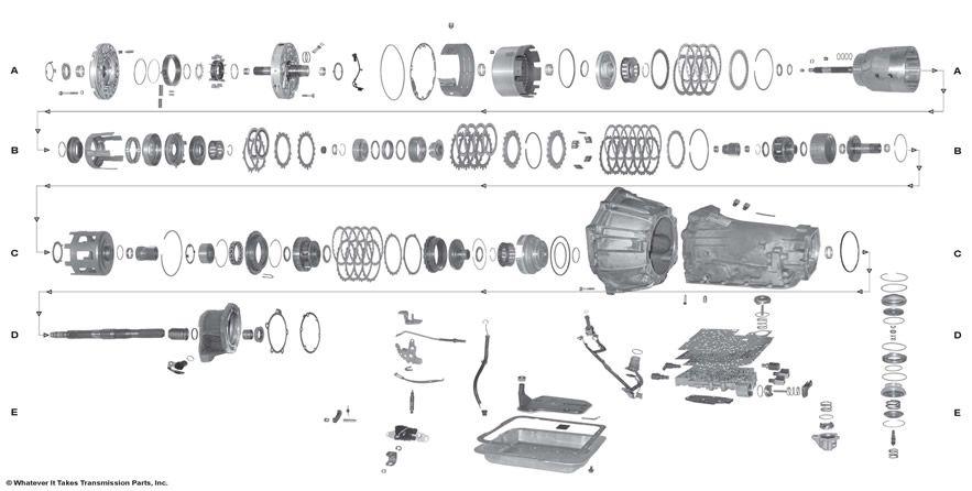 Ry 8121 1996 4l60e Transmission Wiring Diagram Schematic Wiring