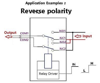 GX_7348] Dpdt Relay Reverse Polarity Wiring DiagramGeis Denli Mohammedshrine Librar Wiring 101