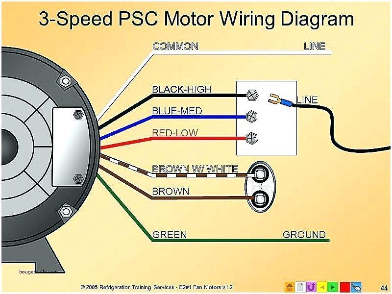 condenser fan motor wiring diagram for ge refrigerator