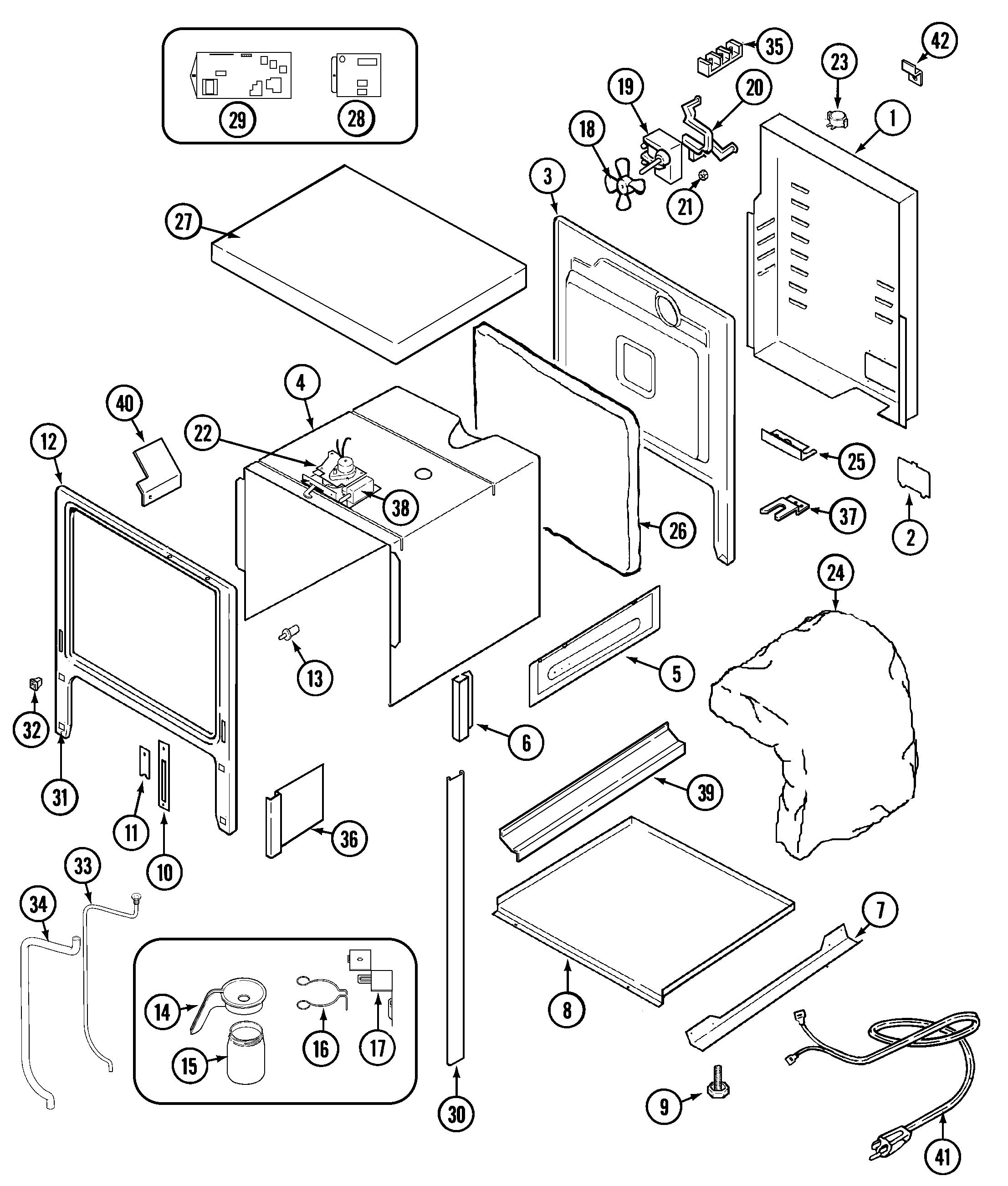 ES_9800] Jennair Electric Slidein Range Model Sve47600B Schematic WiringOtaxy Wigeg Mohammedshrine Librar Wiring 101
