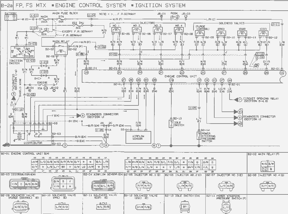 1998 Mazda 626 Wiring Diagram - 1954 Hudson Wiring Harness for Wiring  Diagram SchematicsWiring Diagram Schematics