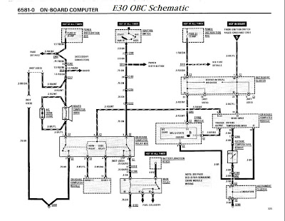 Magnificent E46 Computer Wiring Diagram Wiring Diagram Wiring Cloud Licukshollocom