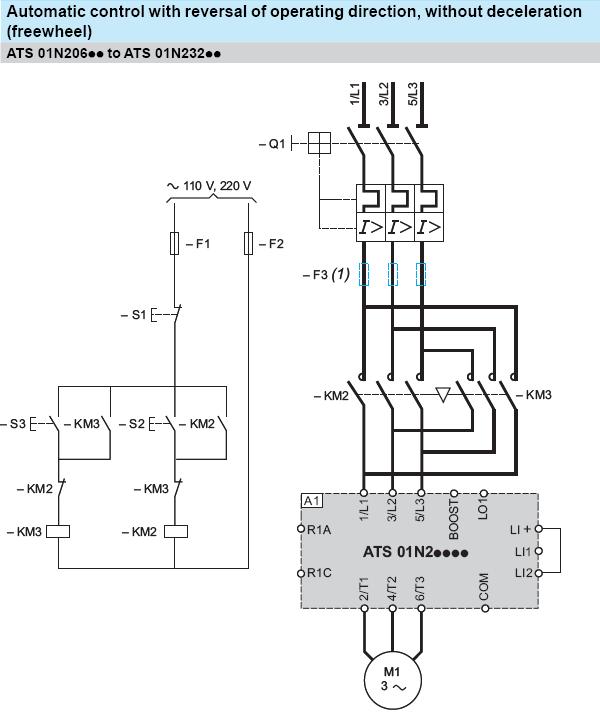 Sensational Forward And Reverse Motor Starter Wiring Diagram Elec Eng World Wiring Cloud Mousmenurrecoveryedborg