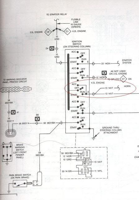 Excellent 89 Jeep Yj Wiring Diagram Jeep Wrangler Yj Electrical Service Wiring Cloud Rineaidewilluminateatxorg