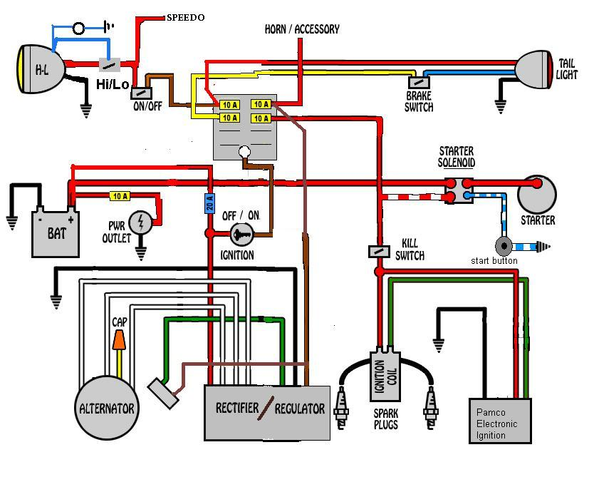 Ford Ranger Tail Light Wiring - Wiring Diagram For 2008 Toyota Sienna for Wiring  Diagram SchematicsWiring Diagram Schematics