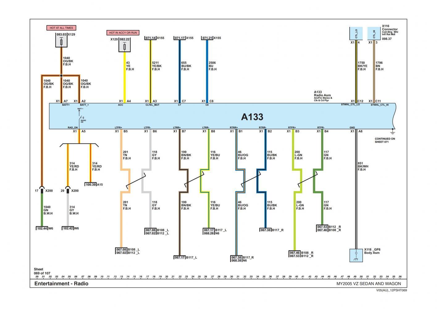 Infiniti J30 Radio Wiring Diagram - Wiring Diagram and ...