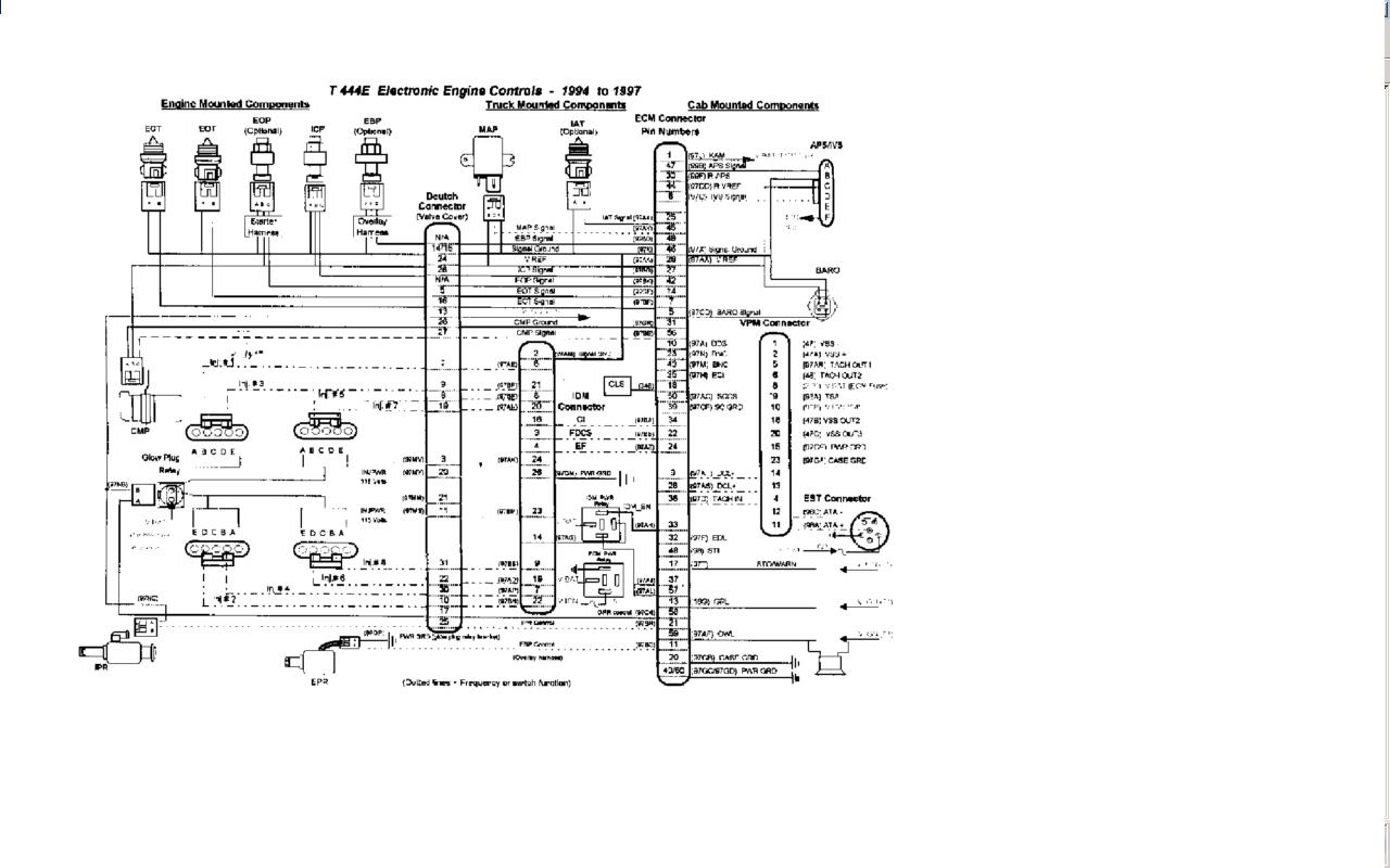 Pleasing 2004 International 4300 Wiring Diagrams Basic Electronics Wiring Wiring Cloud Uslyletkolfr09Org