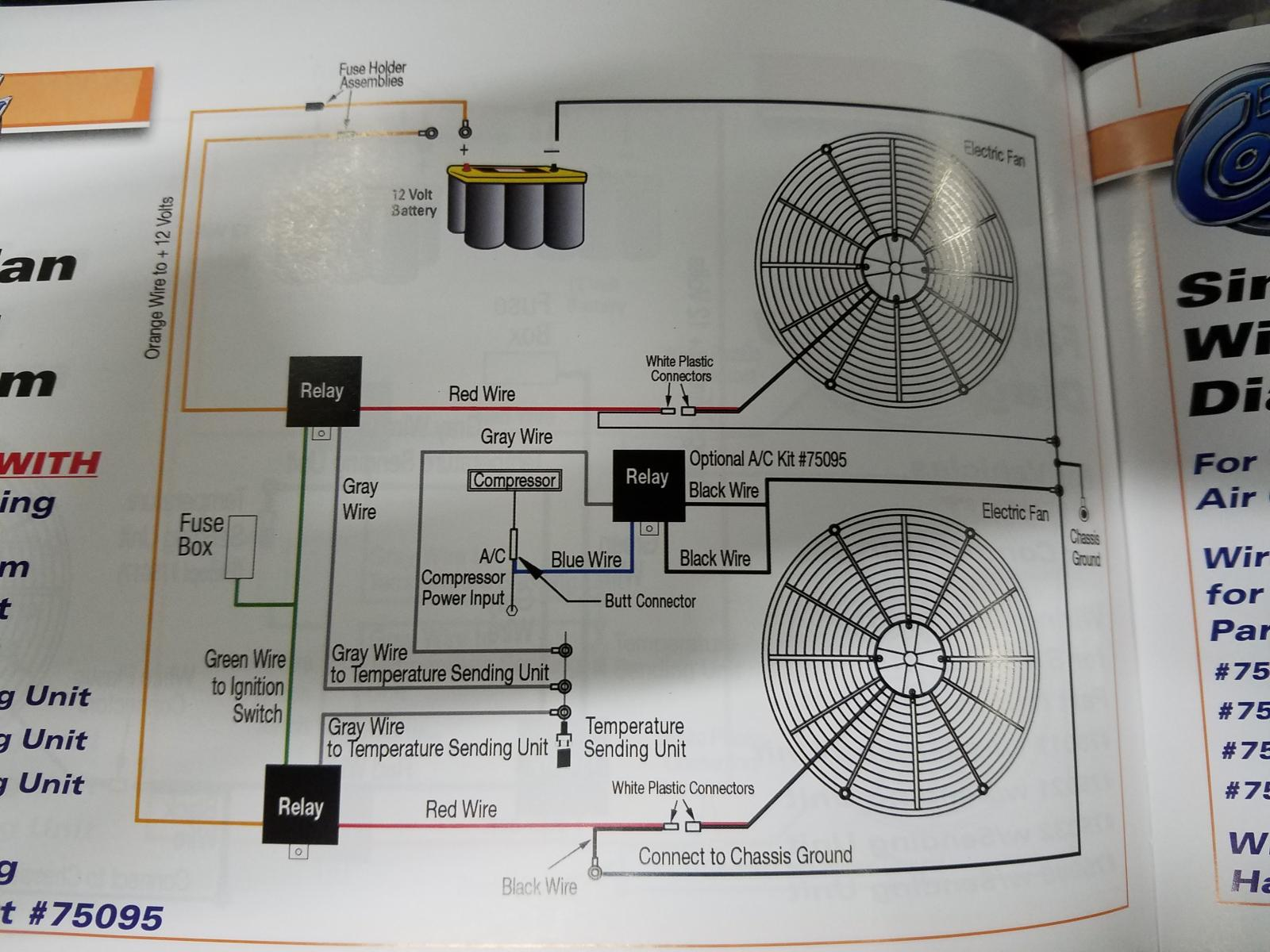 [NRIO_4796]   DR_3468] Wiring Diagram Dual Fans Also Vintage Air Trinary Switch Wiring  Free Diagram | Aac Trinary Switch Wiring |  | Gray Wedab Mohammedshrine Librar Wiring 101