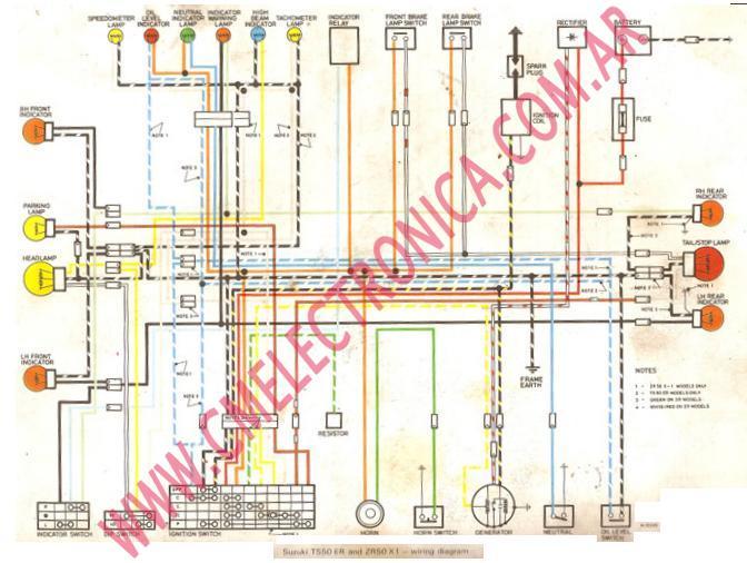 Suzuki Dt50 Outboard Wiring Diagram