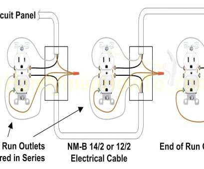 Ew 1044 How To Wire A Outlet Wiring Diagram Wire Multiple Outlets In Series Download Diagram