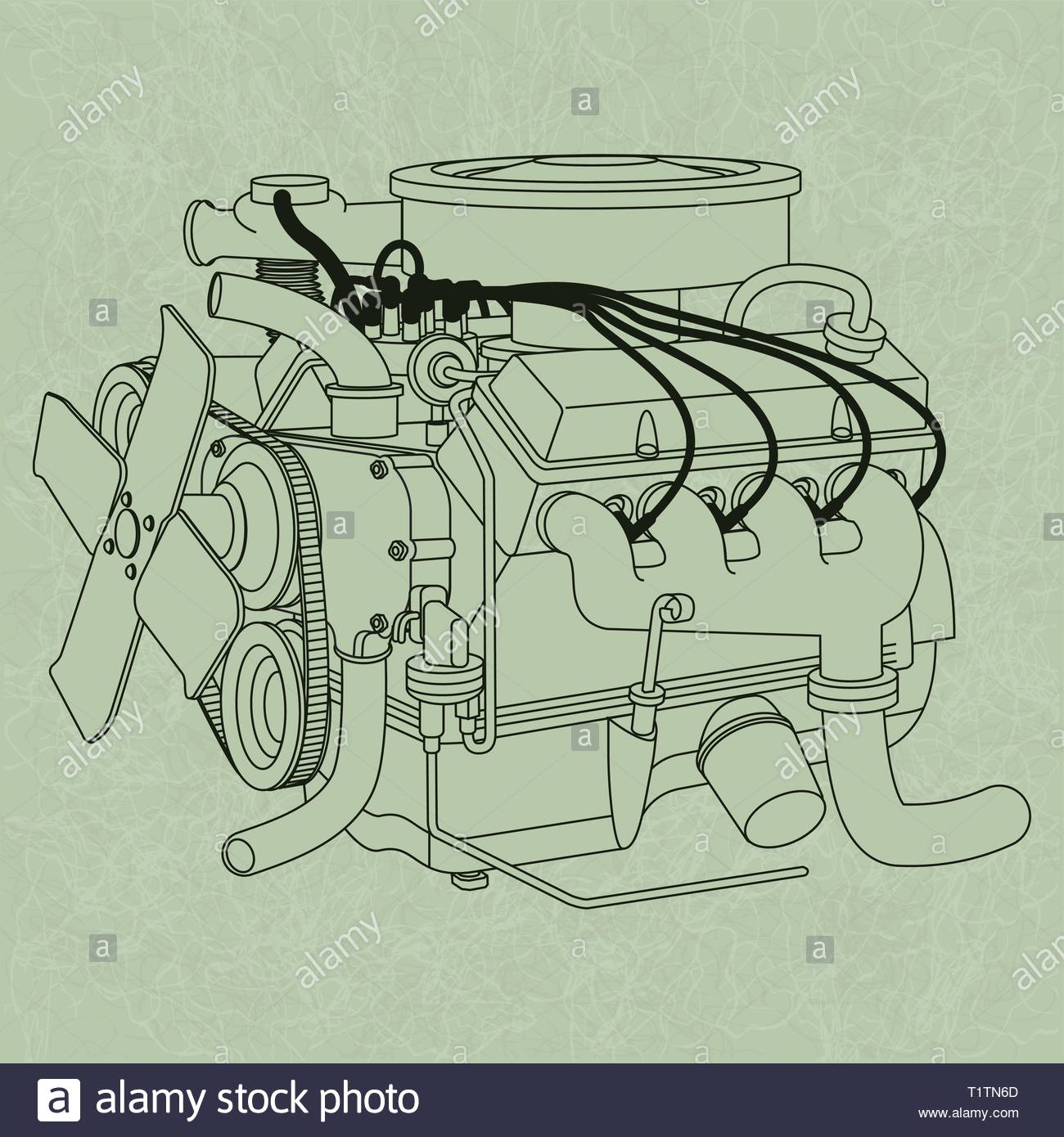 Strange Car Engine Diagram Stock Photos Car Engine Diagram Stock Images Wiring Cloud Licukosporaidewilluminateatxorg