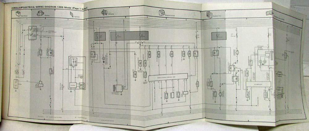 Super 1986 Toyota Corolla Ff Shop Repair Manual Electrical Wiring Wiring Cloud Histehirlexornumapkesianilluminateatxorg