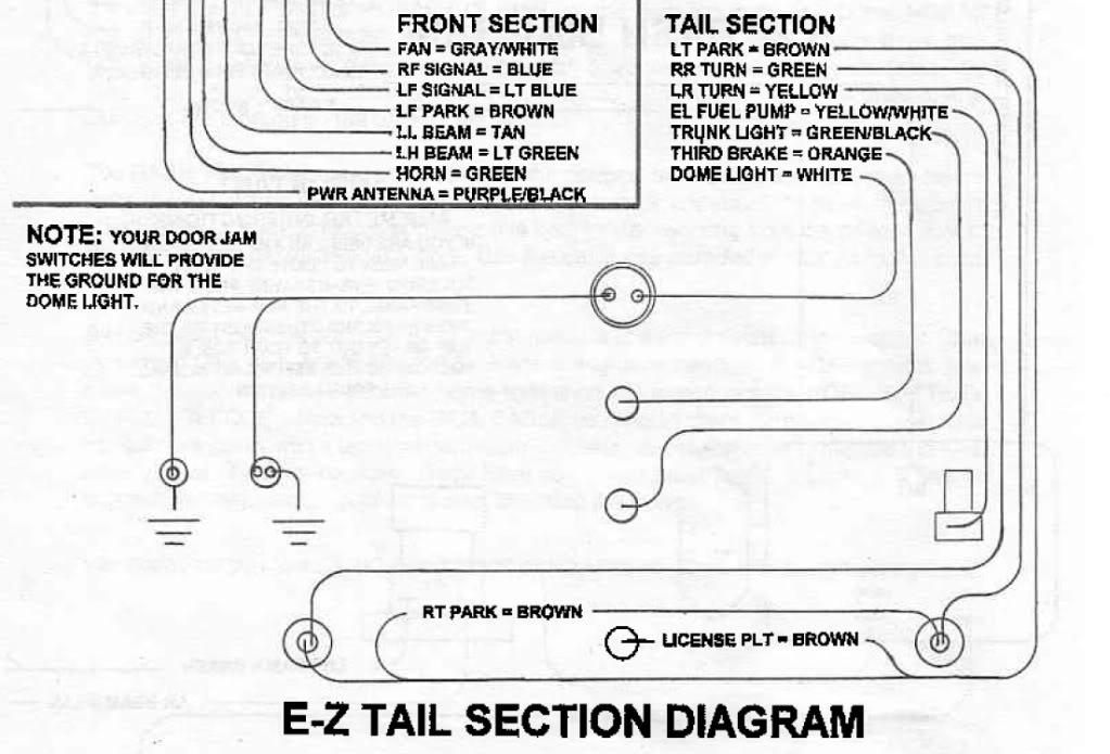 [SCHEMATICS_49CH]  AY_8146] E Z Wiring Harness Diagram | 12 Ez Turn Signal Wire Harness |  | Xortanet Eatte Mohammedshrine Librar Wiring 101