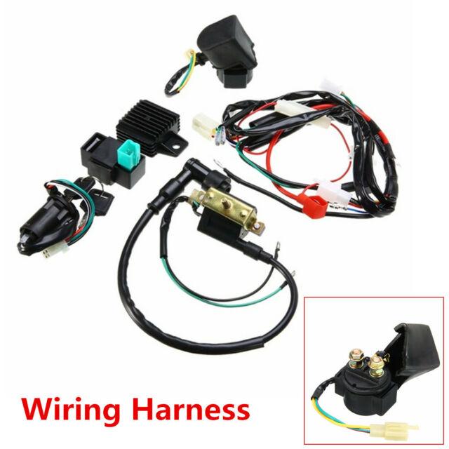 Yk 5718  110cc Ignition Wiring Schematic Wiring
