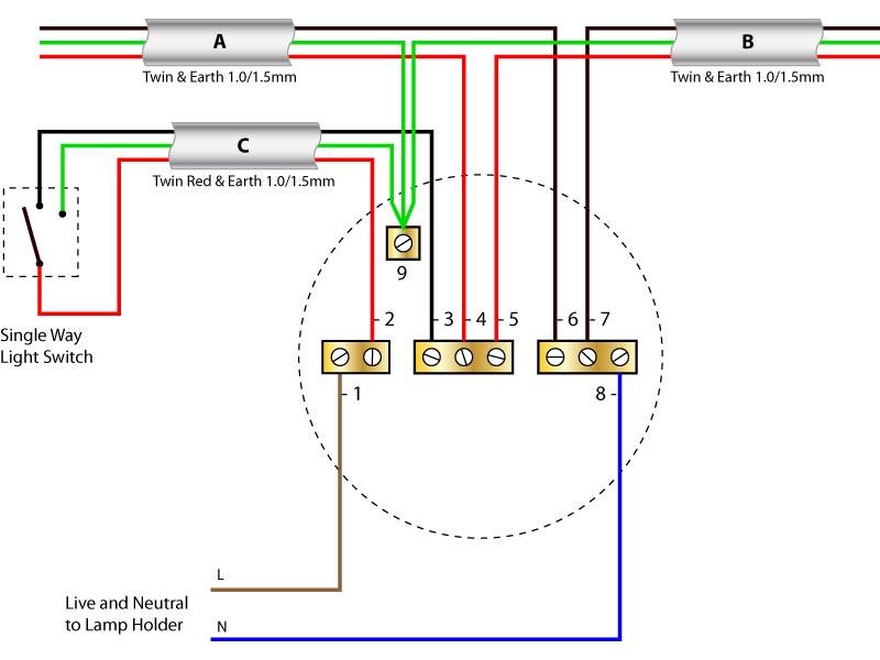 Fabulous Wiring Lighting Circuits Diagrams Wiring Diagram Wiring Cloud Histehirlexornumapkesianilluminateatxorg
