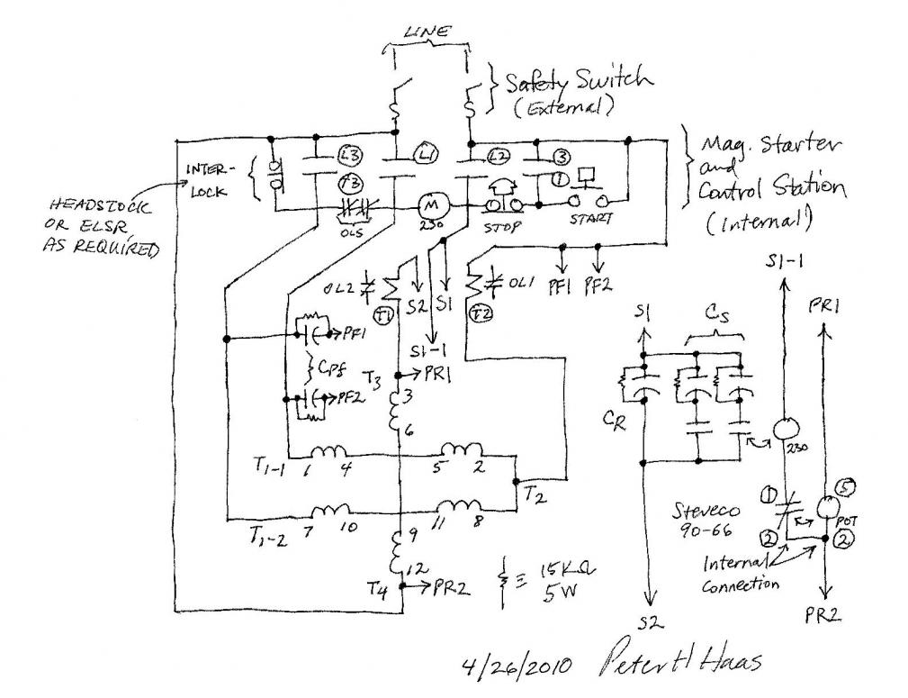 Bd 1631 Three Phase Motor Starter Wiring Diagram Collection 3 Phase Free Diagram