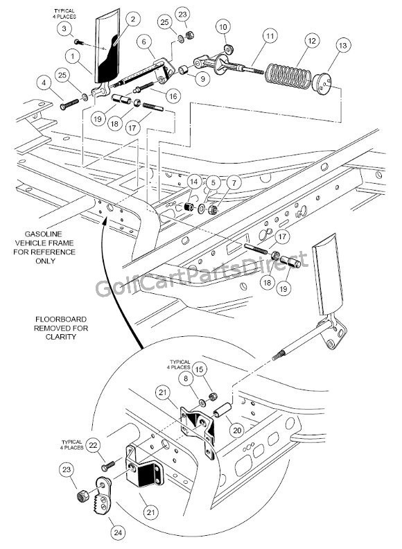 za4896 wiring diagram 98 club car gas download diagram
