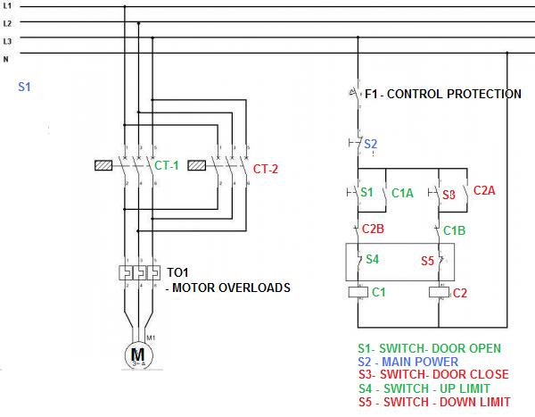 electrical wiring diagram forward reverse motor control and power ms 0343  forward reverse switch wiring diagram free diagram  forward reverse switch wiring diagram