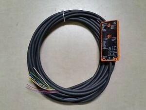 Cool Ifm Ebc035 8 Pin Wiring Block Receptacle Fast Free Usa Shipping Best Wiring Cloud Orsalboapumohammedshrineorg