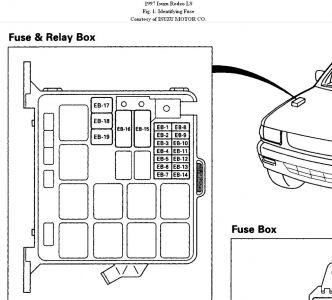 Isuzu Wizard Fuse Box Wireless Network Diagram With Power Injector Bege Wiring Diagram