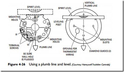 T87 Thermostat Wiring Diagram - Wiring Diagram and Schematic