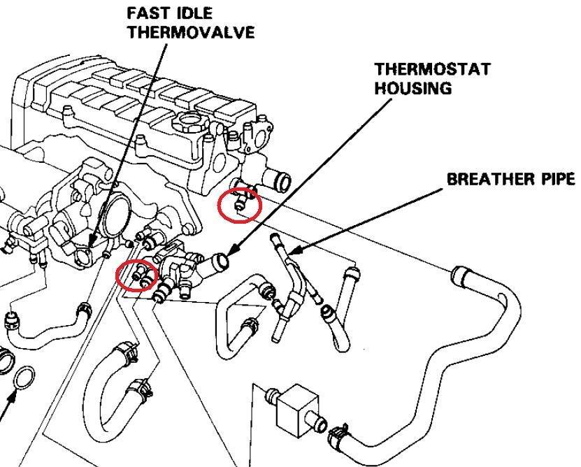 Acura Engine Cooling Diagram -Basic Gm Alternator Wiring | Begeboy Wiring  Diagram Source | Acura Integra Engine Diagram |  | Begeboy Wiring Diagram Source