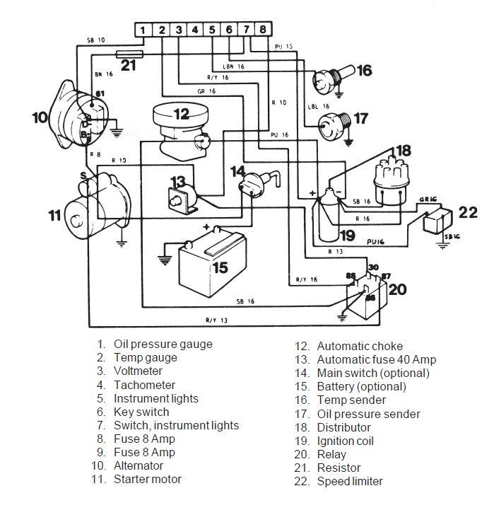 Cool 86 Volvo Coil Wiring Wiring Diagram Data Schema Wiring Cloud Timewinrebemohammedshrineorg