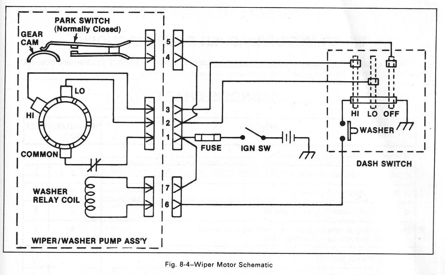 Gm Wiper Motor Wiring Wiring Diagram Enter Enter Lechicchedimammavale It