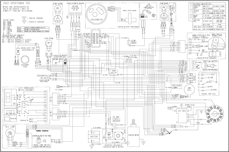 2010 Polaris Sportsman 500 Ho Wiring Diagram  U2013 Wiring Diagram