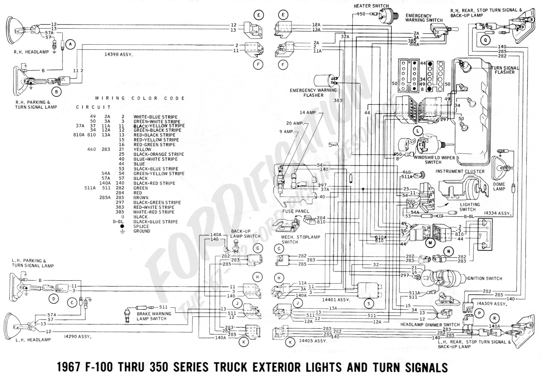1971 ford f250 wiring diagram ks 5097  ford ranger trailer wiring harness likewise 1956 ford  ford ranger trailer wiring harness