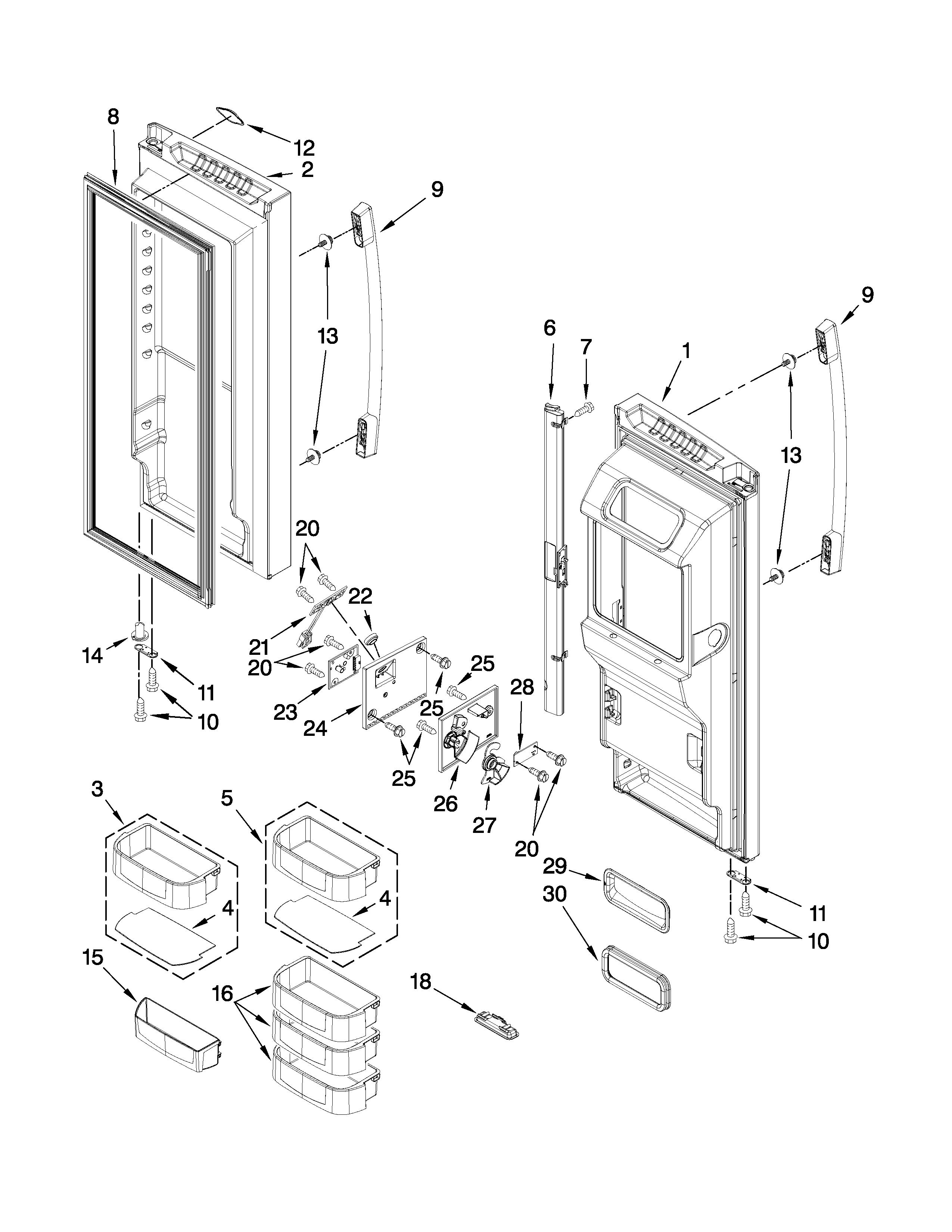 AR_3849] Whirlpool Gold Refrigerator Parts Diagram Wiring DiagramStre Sheox Mohammedshrine Librar Wiring 101