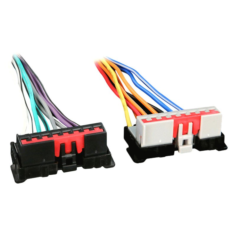 Miraculous Metra 71 1770 Factory Replacement Wiring Harness With Oem Radio Plug Wiring Cloud Hemtegremohammedshrineorg