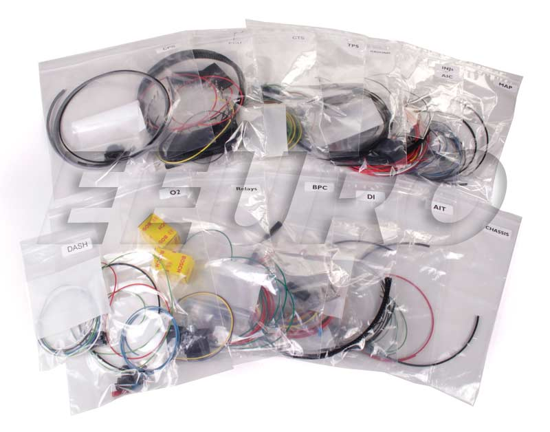 Fabulous Saab Trionic 5 Conversion Wiring Harness Kit Eeuro 101E00021 Wiring Cloud Waroletkolfr09Org