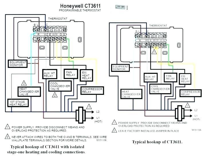 Wondrous Honeywell Wifi Thermostat No C Wire Kjrealtors Co Wiring Cloud Cranvenetmohammedshrineorg