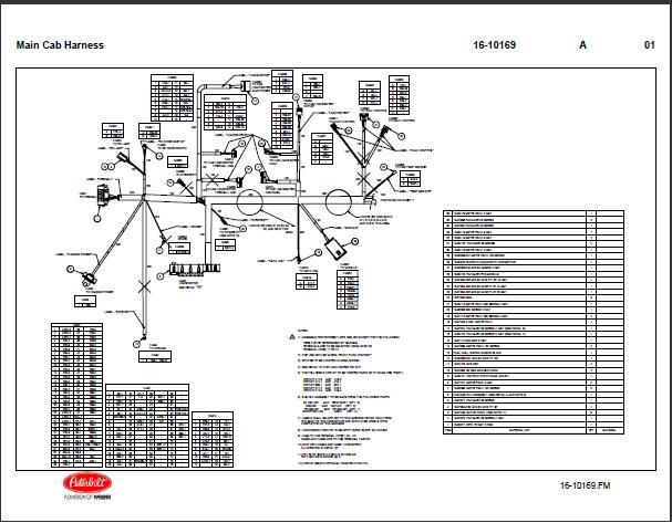 peterbilt 387 a c wire diagram sony xperia u circuit