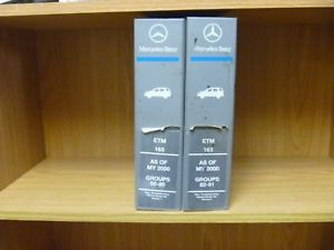 Swell 1998 Mercedes Benz Ml320 Ml350 Ml430 Ml500 Ml55 Electrical Wiring Wiring Cloud Animomajobocepmohammedshrineorg