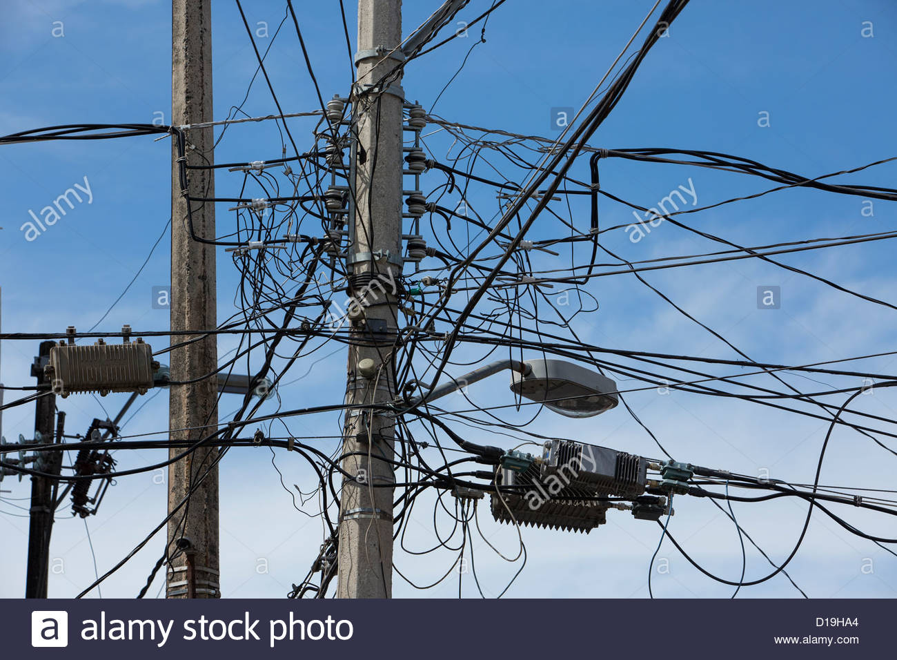 Amazing Dangerous Electrical Wiring Stock Photos Dangerous Electrical Wiring Cloud Waroletkolfr09Org