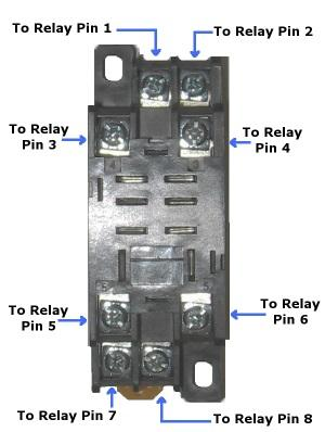 Rh 6529 Relay Schematic Relay Circuit Diagram Relay On 8 Pin Ice Cube Relay Wiring Diagram
