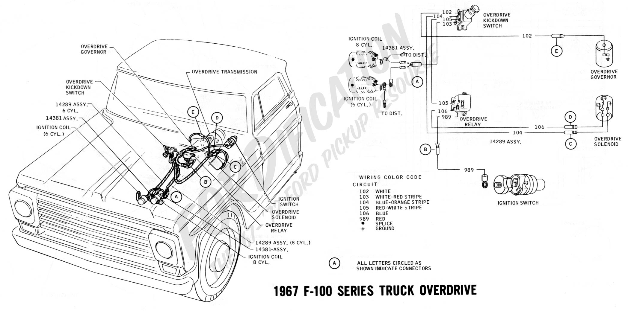 Groovy Ford Truck Technical Drawings And Schematics Section H Wiring Wiring Cloud Apomsimijknierdonabenoleattemohammedshrineorg