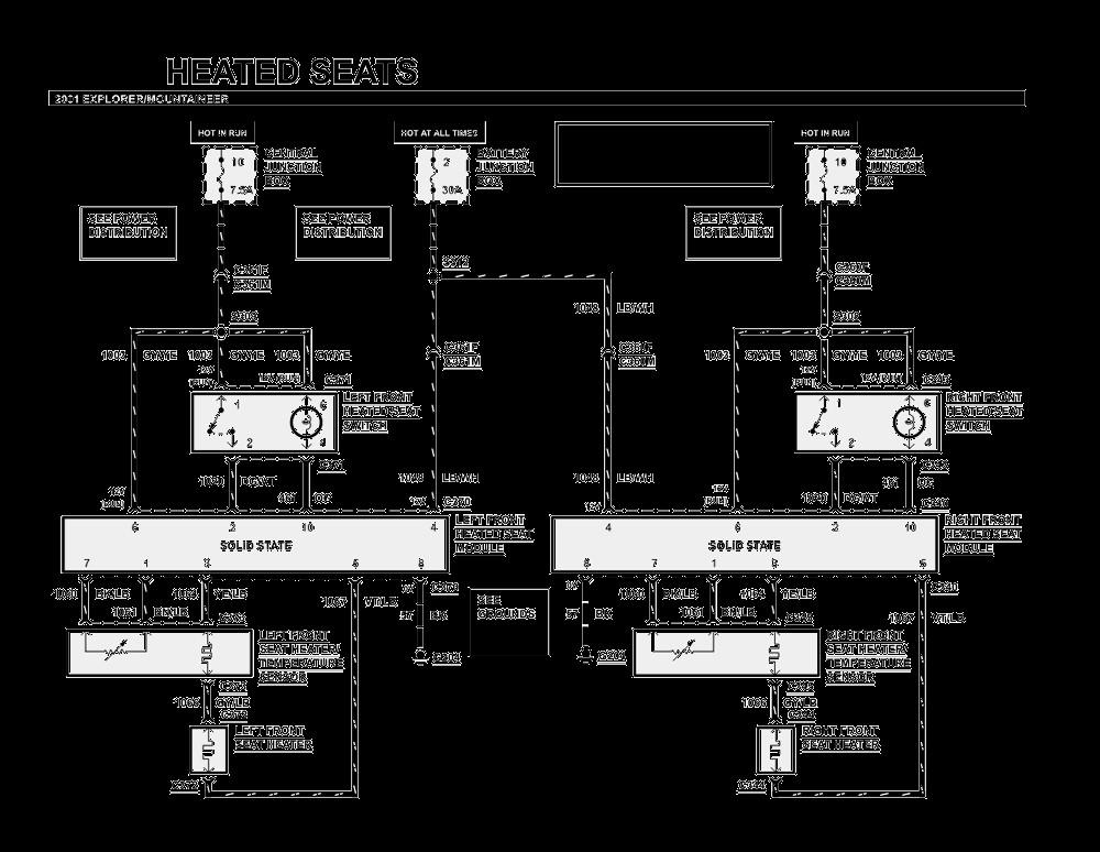 Yf 5035  97 Ford F 150 4x4 Fuse Box Diagram Free Diagram