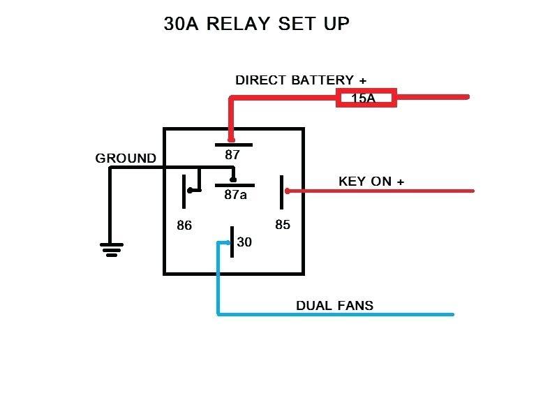 electric fan relay wiring diagram wz 2021  12 volt switch panel wiring diagram moreover electric fan  12 volt switch panel wiring diagram