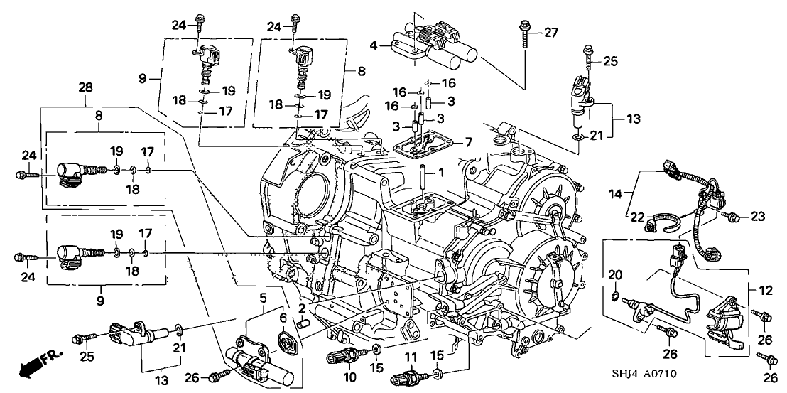 2006 Honda Odyssey Trans Shifter Wiring Diagram Wiring Diagram Page Lease Best Lease Best Granballodicomo It