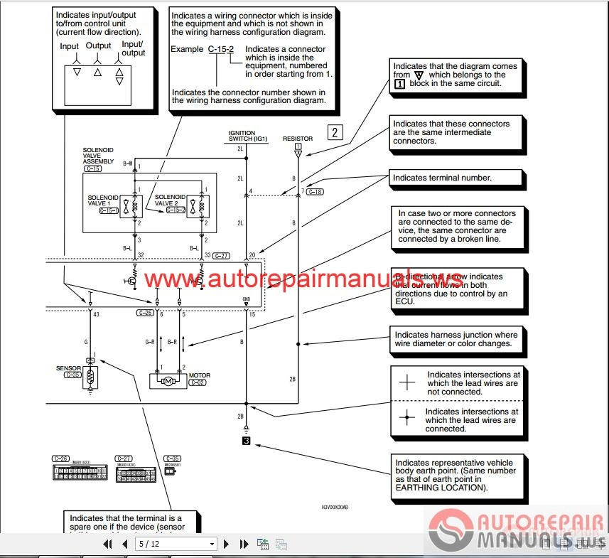 Mitsubishi L200 Stereo Wiring Diagram