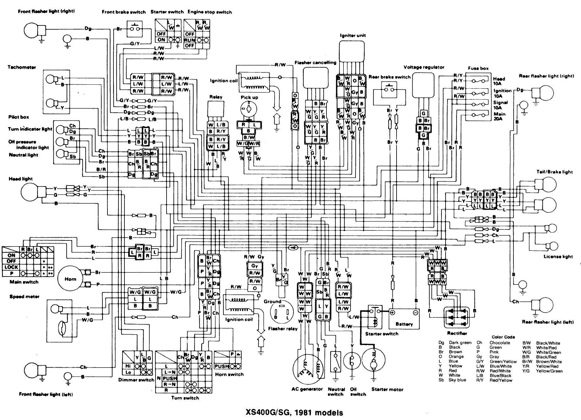 Yamaha Aerox Cdi Wiring Diagram